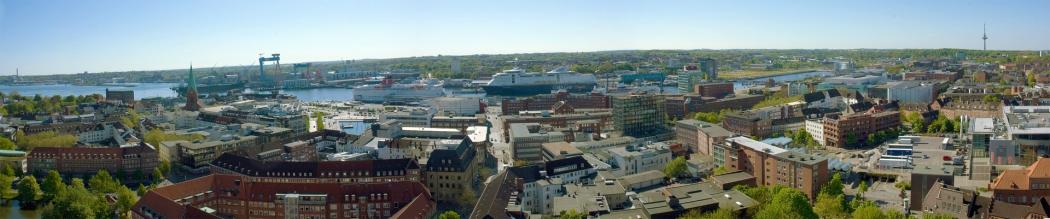 Immobilien Kiel -  Panoramablick